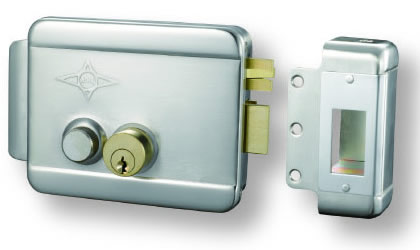 AX009 sand nickel two cylinder right lock
